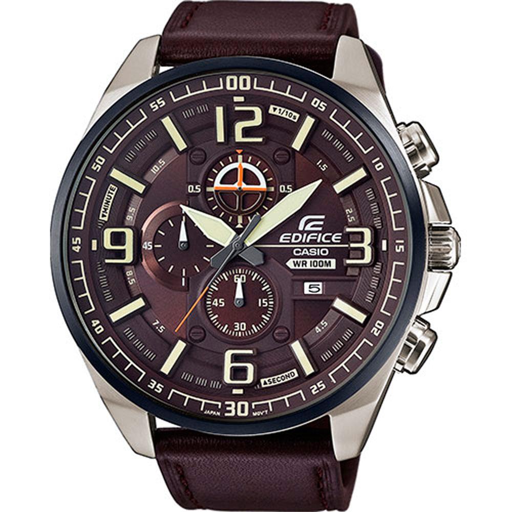 7f2e74b6a7fb Reloj Casio EFR-555BL-5AVUEF – Clepsidra
