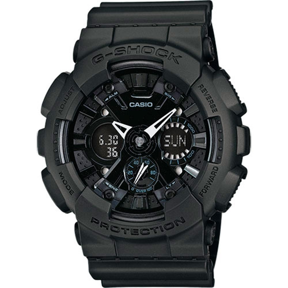 f9eeba717f2b Reloj Casio GA-120B-1AER – Clepsidra
