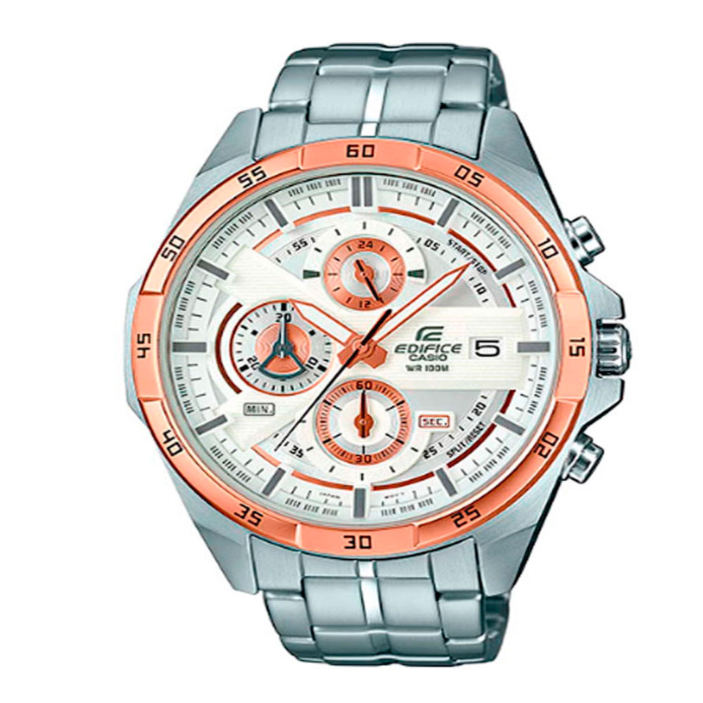 6e0d8b0feec3 Reloj Casio EFR-556DB-7AVUEF – Clepsidra